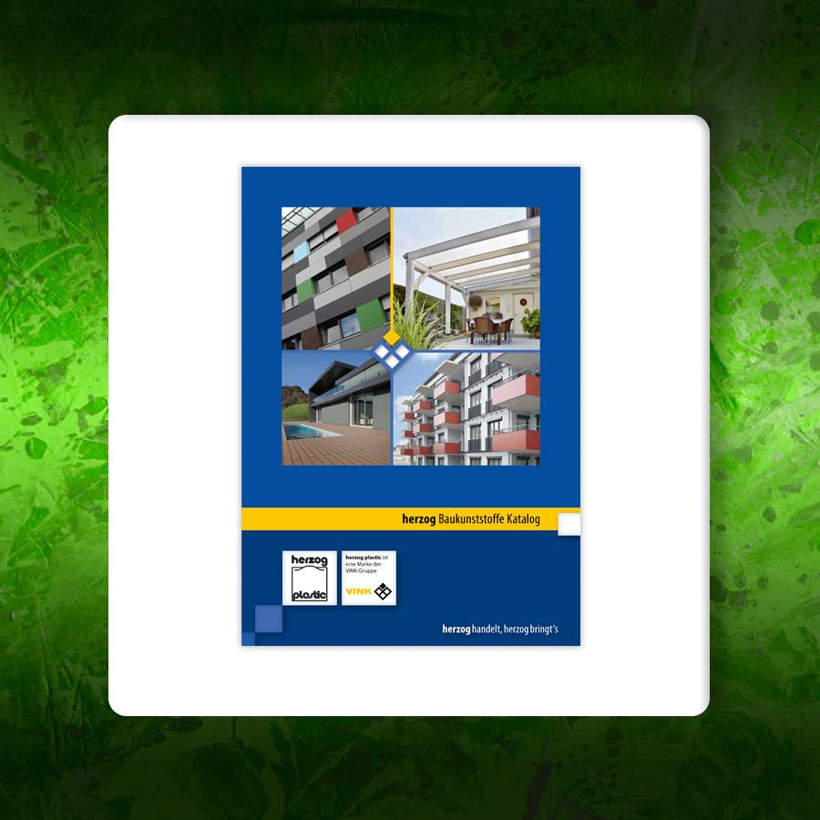 herzog Baukunststoffe Katalog