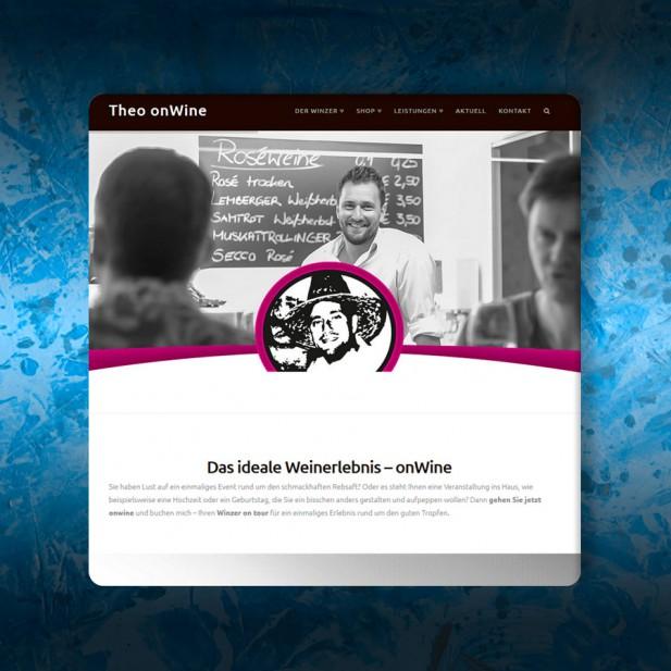 t-onwine Internetseite